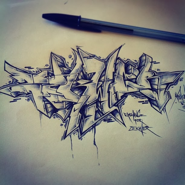 Stylish Graffiti: Graffiti Letters Tumblr