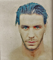 Chanteur du groupe Rammstein