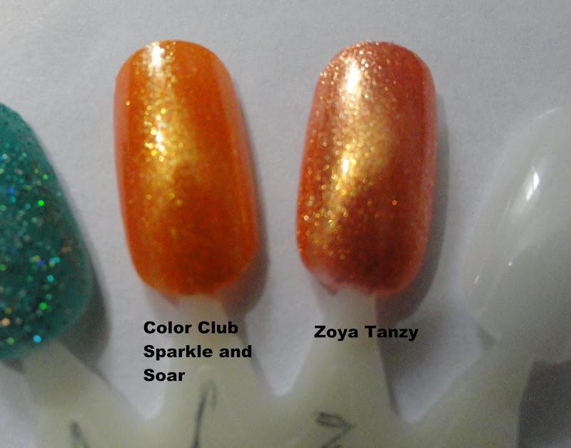 Zoya Tanzy Nails Never Fai...