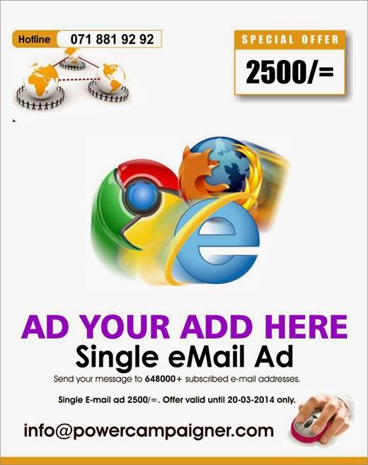 Powercampaigner emarketing ad email marketing toner rifilling ead