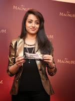 Trisha Krishnan Photos at Magnum Ice Cream Launch-cover-photo