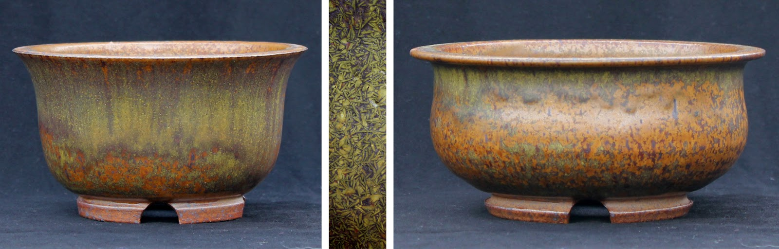 Kigawa39s Bonsai Blog At Last New Wood Fired Bonsai Pots