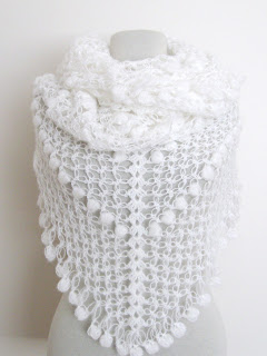 Free Crochet Patterns For Bridal Shawls : Knitting And Beading Wedding Bridal Accessories and Free ...