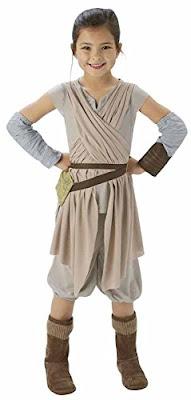 DISFRACES - STAR WARS 7  Rey : Disfraz - Infantil para niños  Rubie´s 2016   DISNEY El Despertar de la Fuerza  Comprar en Amazon España