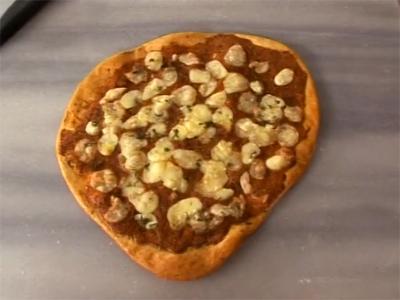 Kepekli Pizza - Videolu Tarifi
