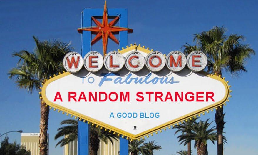 A Random Stranger