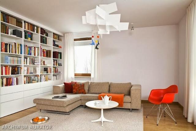 Our very first apartment biblioteczki czyli jeszcze raz for Biblioteczka w salonie