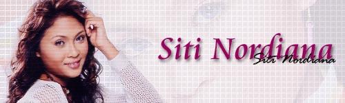 Peminat Setia Arwah Achik Spin: biodata siti nordiana