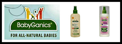 BabyGanics Collage
