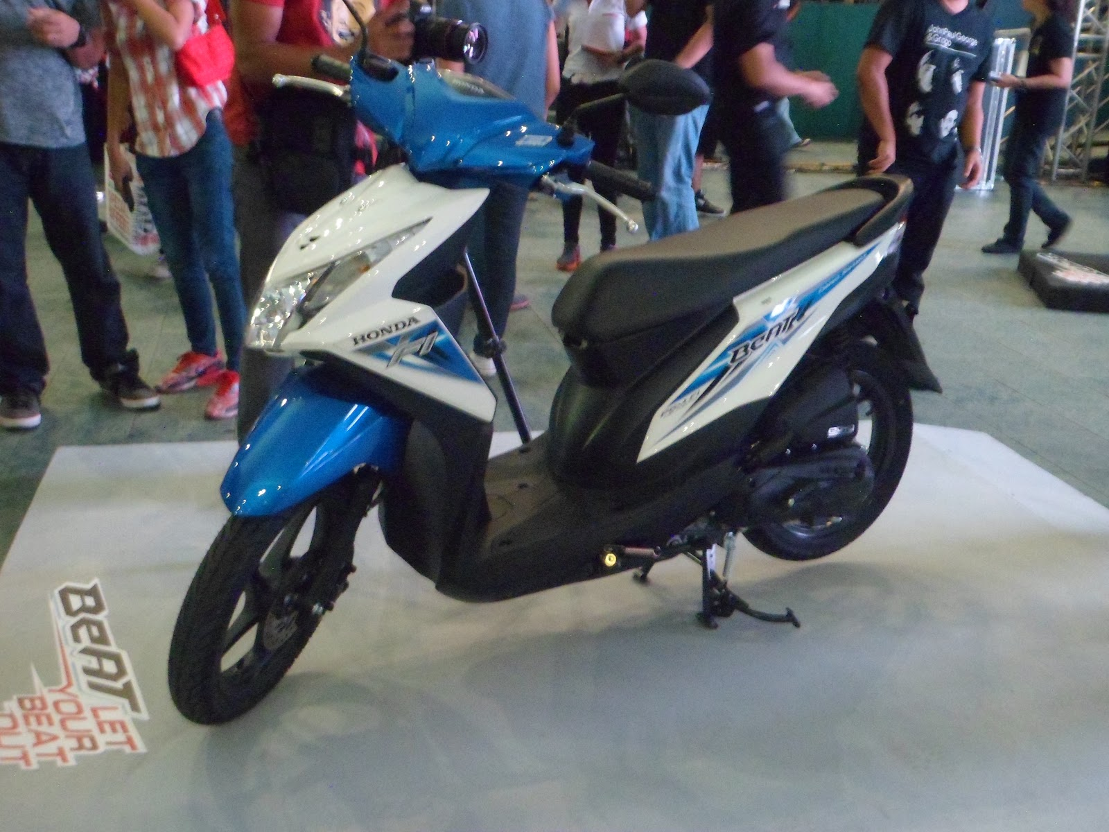 Let Your Beat Out With Honda U0026 39 S New Generation Beat