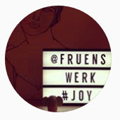FRUENSWERK on INSTAGRAM