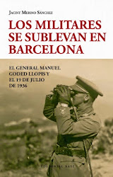 Los militares se sublevan en Barcelona