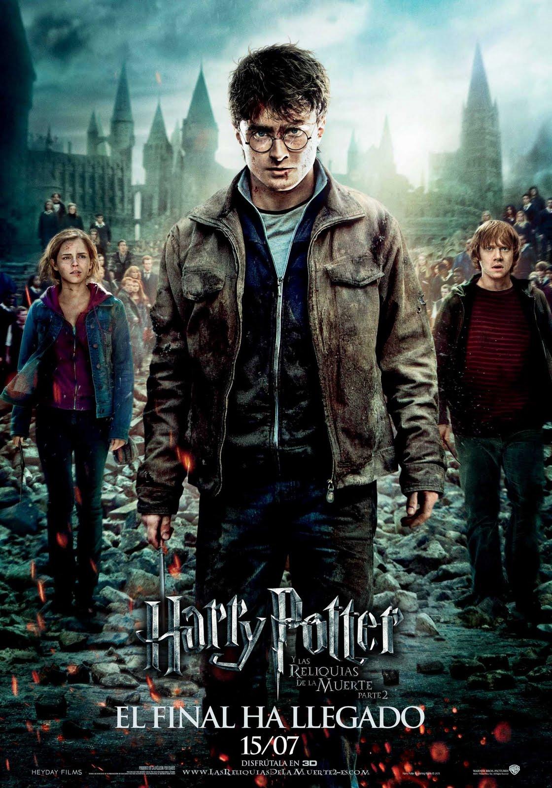 Harry Potter y Las Reliquias de la Muerte Parte 2 (2011)