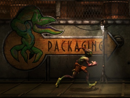 Abe's Oddysee remake review
