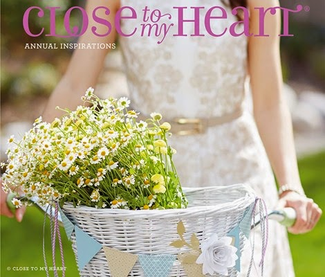 Browse The Latest Close to my Heart Idea Book