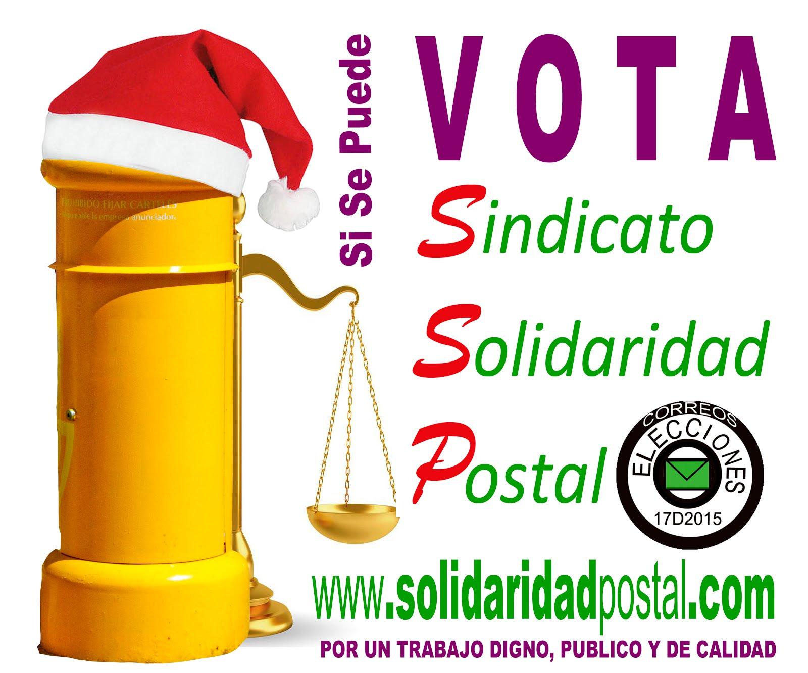 Elecciones Sindicales Correos 17D2015