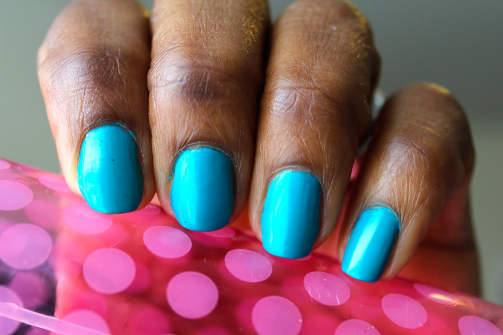 Manicure Monday – Teal