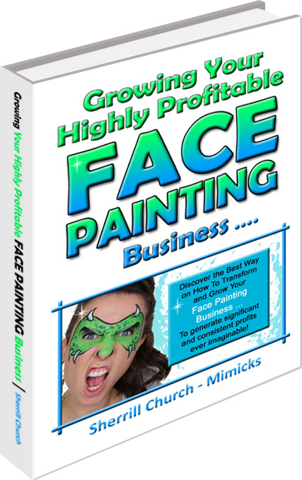Starting your super for Face painting business