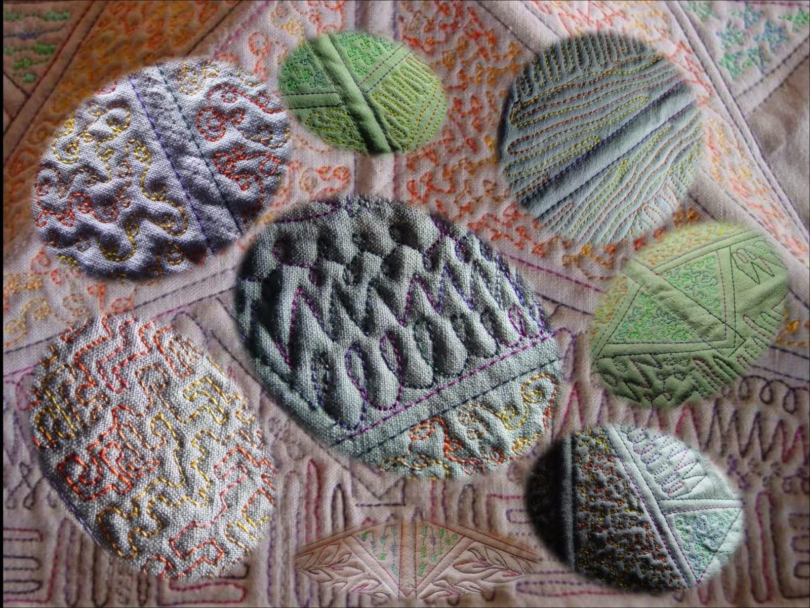 Agujas creativas de pepa curso iniciacion acolchado a m quina en la rueca patchwork - Acolchados en patchwork ...