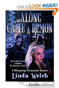 Free eBook Feature: Along Came a Demon by Linda Welch