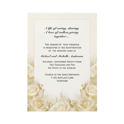 Latest Sample Wedding Vows