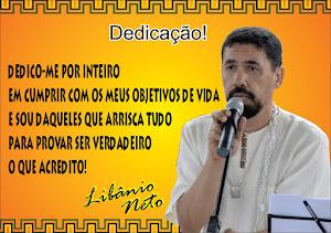 DEDICAÇÃO AOS MEUS OBJETIVOS DE VIDA
