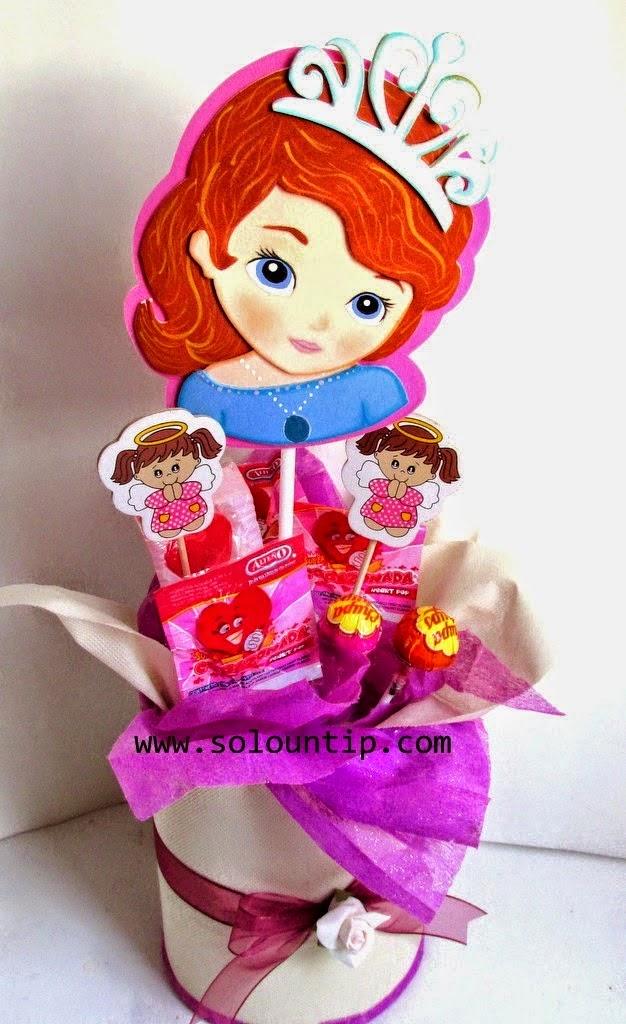 Como hacer dulceros para niños ~ cositasconmesh