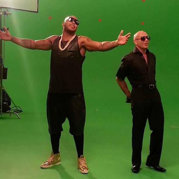 Скачать песню flo rida и pitbull cant believe it
