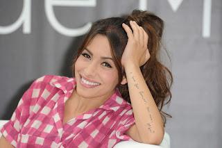 Sarah Shahi photocall at 52nd Monte Carlo TV Festival