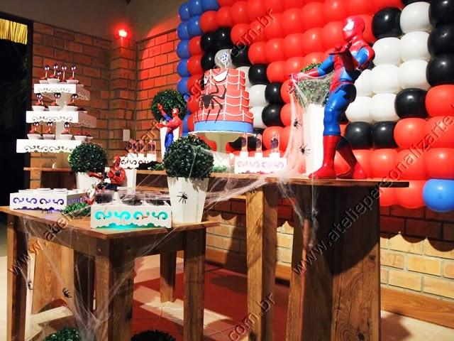 decoração de festa infantil provençal rústico