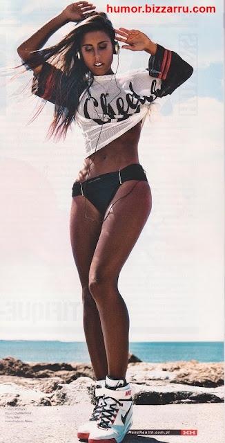 Fotos Carolina Patrocinio Revista Men's Health