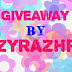 GIVEAWAY BY ZYRAZHR