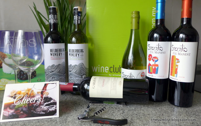 Wine Talk, Online Wine Shop and Wine Delivery Service, Malaysia