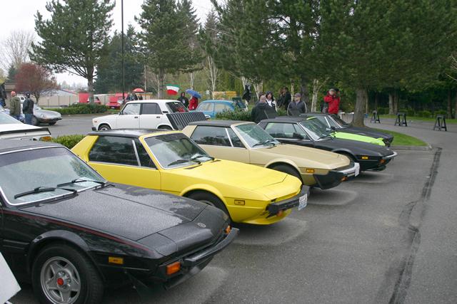 All Italian Car Show The Car Hobby - Italian car show