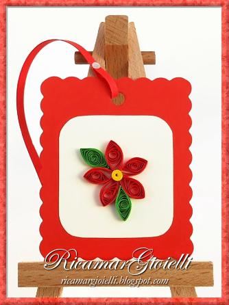 Segnalibri in quilling: coccinelle, quadrifogli e fiori