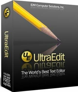UltraEdit 18.20.0.1014 Esp. Ing. incl. keygen
