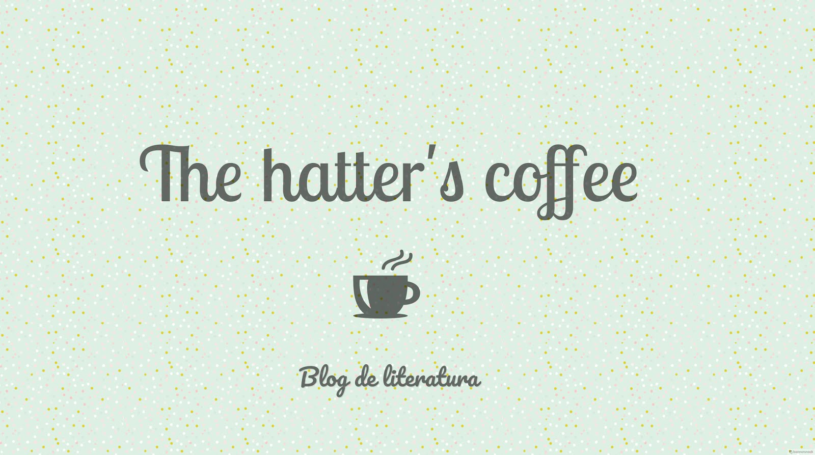 The hatter's coffee