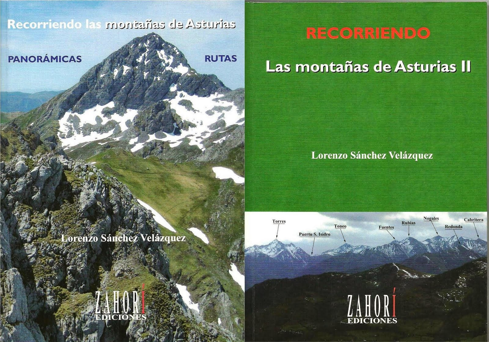 Montañas del Paraíso