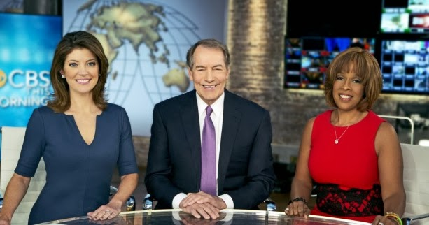 Journalism Or Bust Morning News Review Cbs This Morning