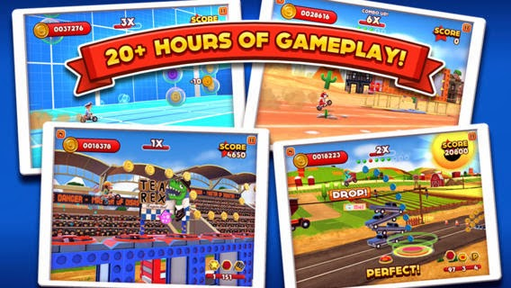 screenshot 3 Joe Danger v1.0.7
