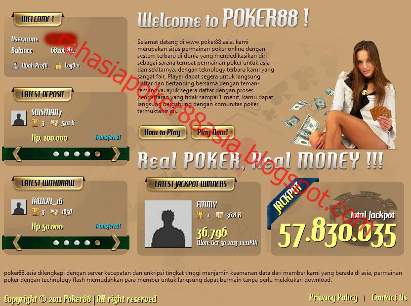 cara hack poker uang asli