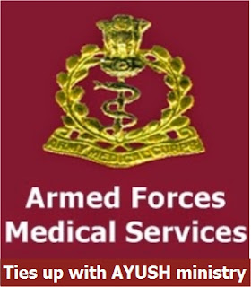 Indian Armed Forces Medical Services (AFMS) to tie-up with AYUSH ministry