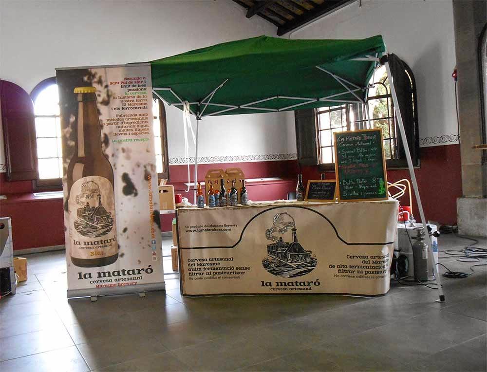 tercera feria de la cerveza artesana de Arenys de Mar 2015