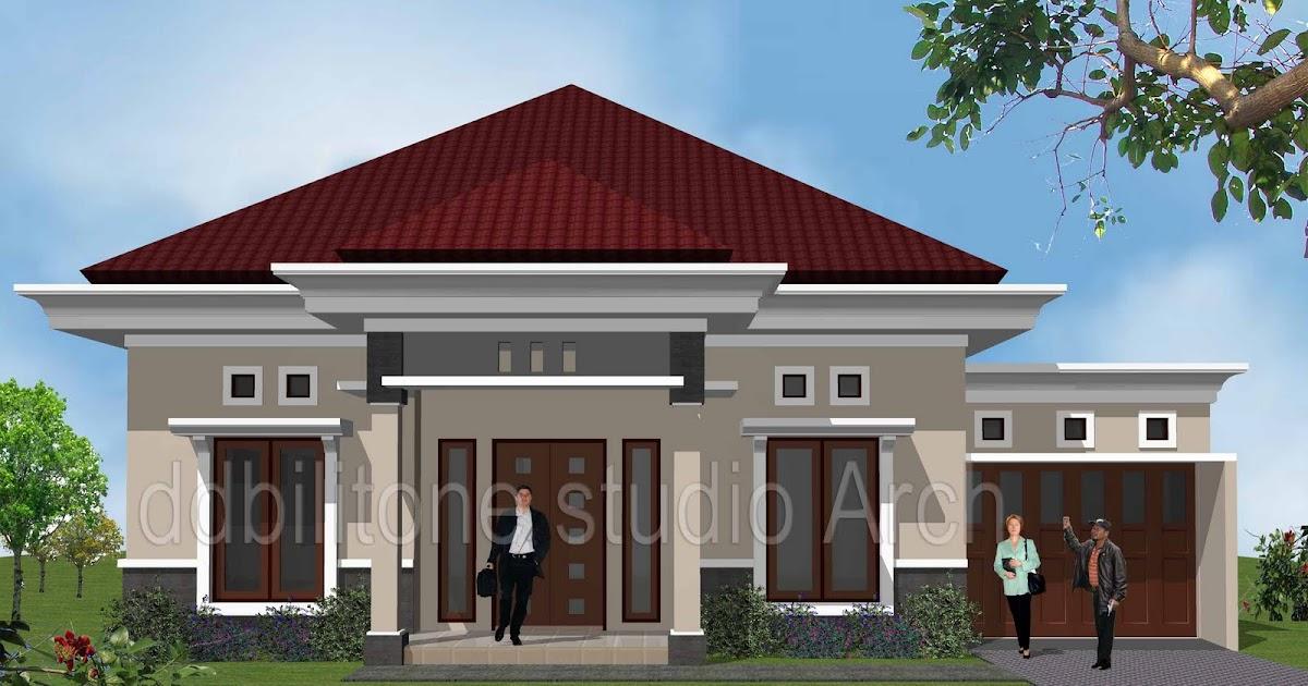 gambar rumah jual gambar desain arsitek rumah tinggal