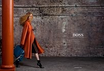 BOSS AW2016/17 Ad Campaign