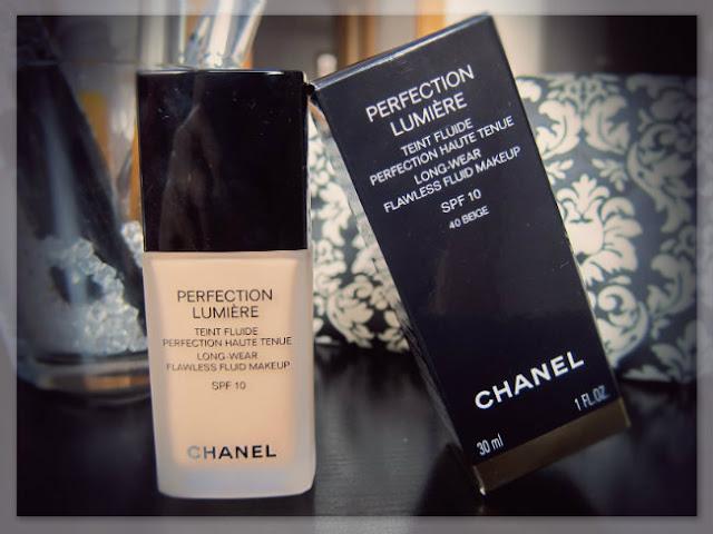 CHANEL PERFECTION LUMIÈRE FOUNDATION, DANIELA PIRES