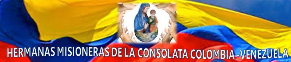 Misioneras de la Consolata  Colombia - Venezuela