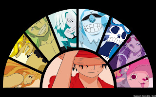 Nami Usopp Zoro Sanji Franky Brook Nico Robin Chopper Monkey D. Luffy Anime One Piece Character HD Wallpaper Desktop PC Background