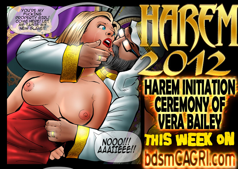 HAREM INITIATION CEREMONY