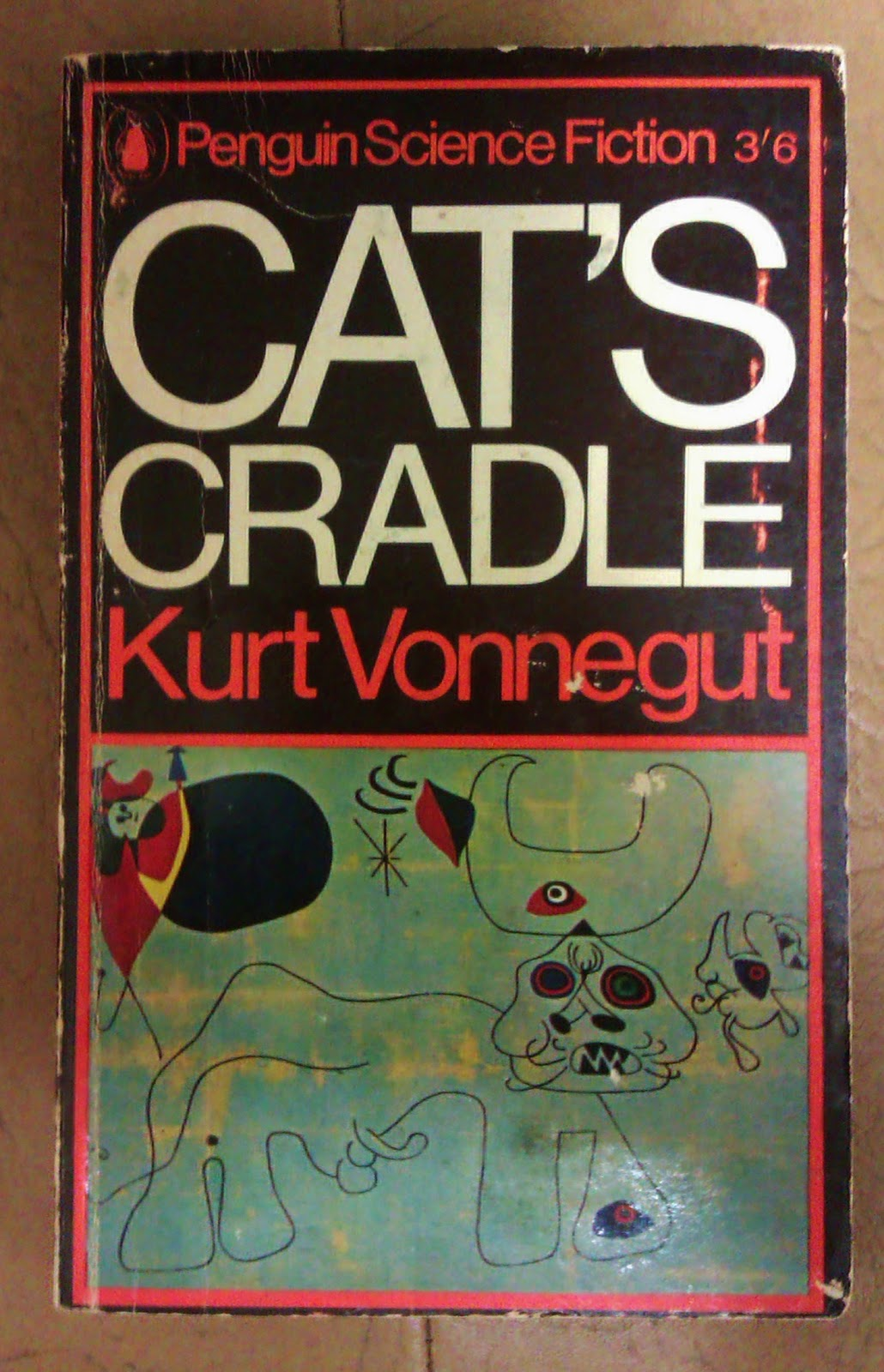 cat s cradle vonnegut s perspective of human 427 cat's cradle, kurt vonnegut cat's cradle is the fourth novel by american writer kurt vonnegut, first published in 1963 it explores issues of science, technology, and religion, satirizing the arms race and many other targets along the way.